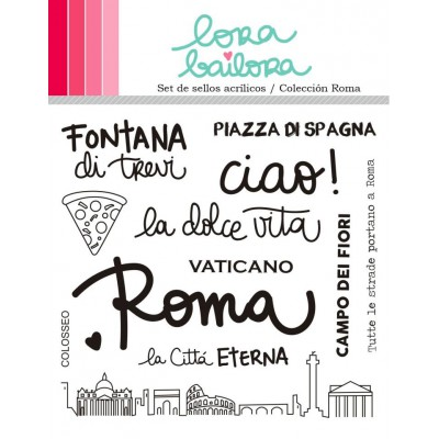 Tampons clear Lora Bailora - Rome