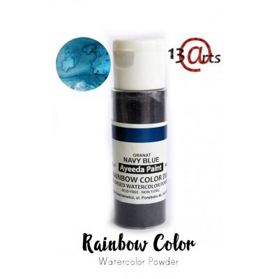 Rainbow Color Duo - Navy Blue