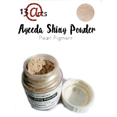 Ayeeda Shiny Powder - Pink Silver