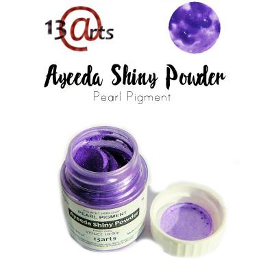 Ayeeda Shiny Powder - Violet