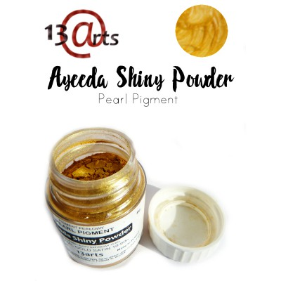 Ayeeda Shiny Powder - Royal Gold Satin