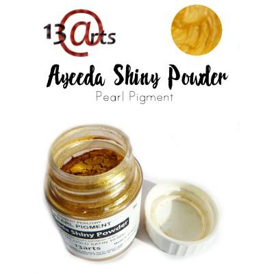 Ayeeda Shiny Powder - Royal Gold Satin