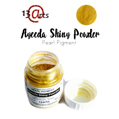 Ayeeda Shiny Powder - Gold Pearl