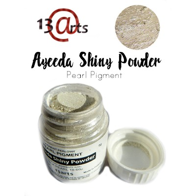Ayeeda Shiny Powder - Silk Pearl