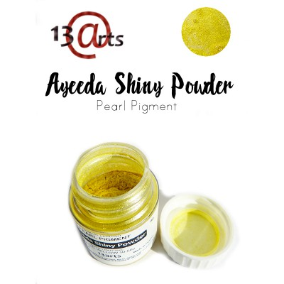 Ayeeda Shiny Powder - Magic Yellow