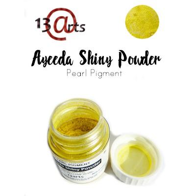Ayeeda Shiny Powder - Magic Yellow