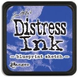 Mini Encreur Distress - Blueprint Sketch
