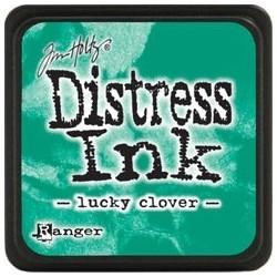 Mini Encreur Distress - Lucky Clover