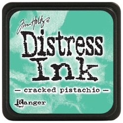 Mini Encreur Distress - Cracked Pistachio