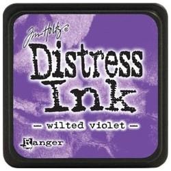 Mini Encreur Distress - Wilted Violet