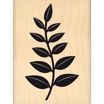 Tampon bois Florilèges - Feuillage de printemps