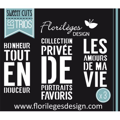 Dies Sweety Cuts - Les Trios - Collection Privée