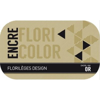 Encre Floricolor - Or