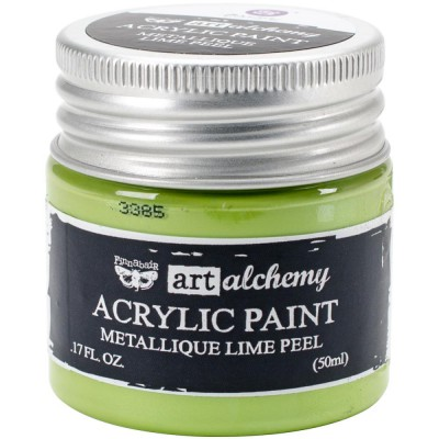 Peinture Art-Alchemy - Metallique Lime Peel