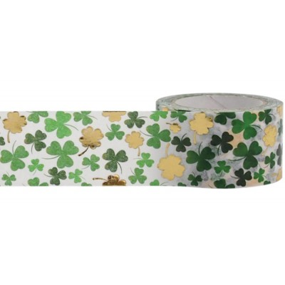 Foil Tape - Shamrocks