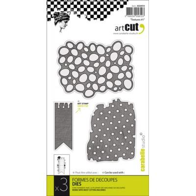Dies Art Cut Carabelle Studio - Textures 1