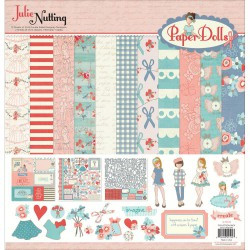Pack 30x30 - Photoplay - Julie Nutting Paper Dolls