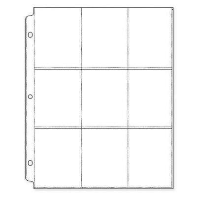 Pochettes A4 US - 9 compartiments (10)