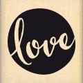 Tampon bois Florilèges - Bulle de love