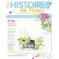 Magazine Histoires de Pages N°66 - Printemps 2016