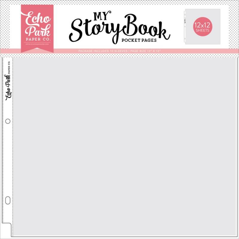 Pochettes My StoryBook 30x30 cm - Pleines