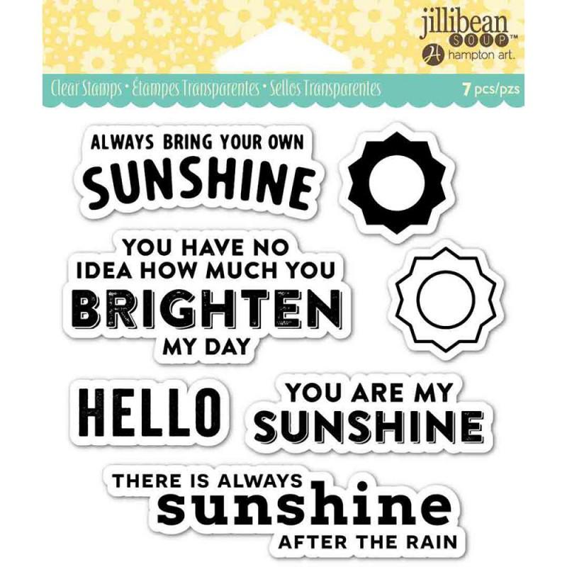 Tampons Jillibean - My Sunshine