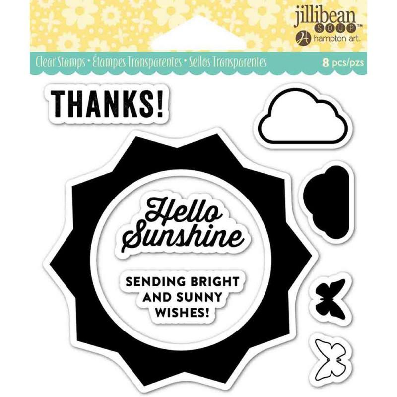 Tampons Jillibean - Sunshine