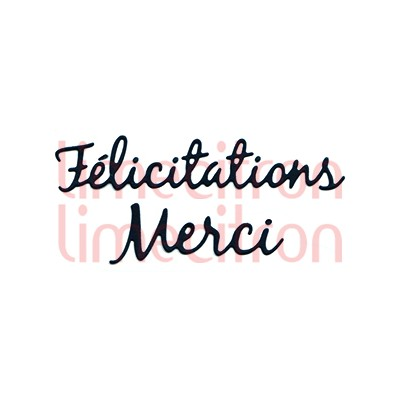 Die Lime Citron - Merci & Félicitations
