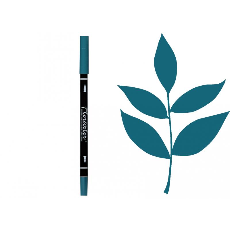 Feutre Floricolor - Denim