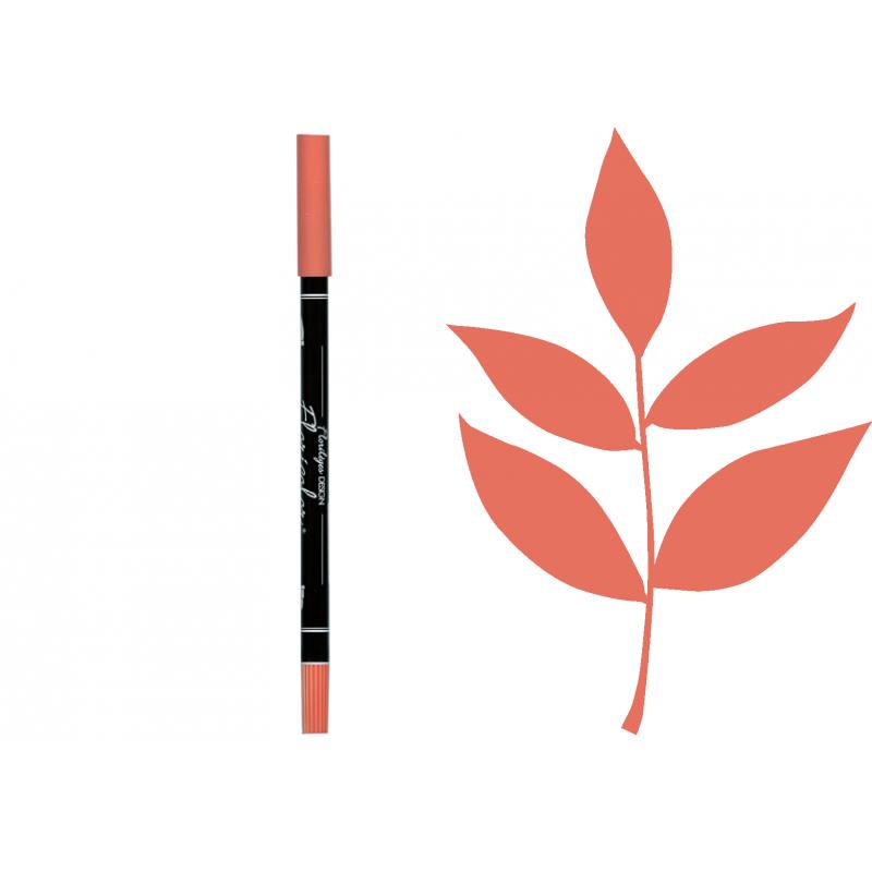 Feutre Floricolor - Corail