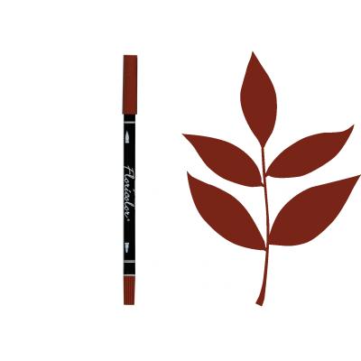 Feutre Floricolor - Paprika