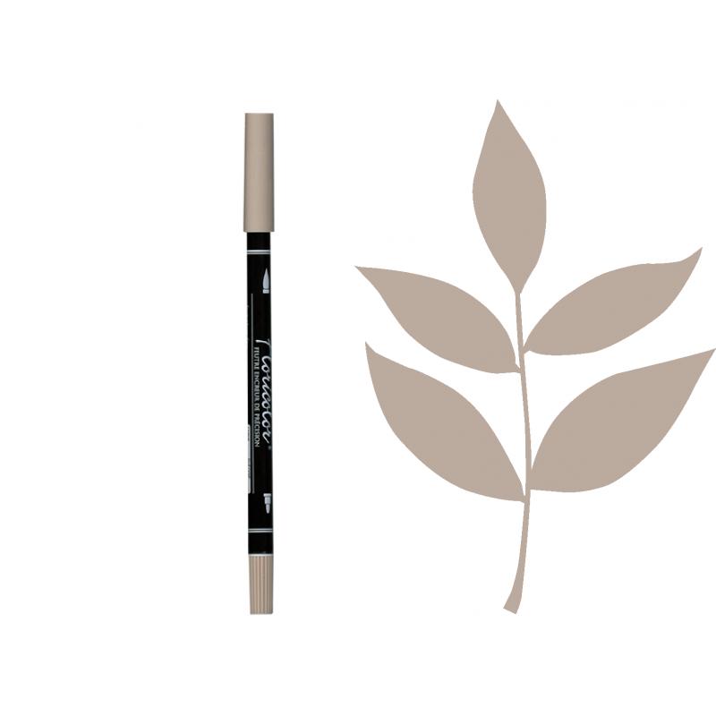 Feutre Floricolor - Suédine