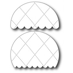 Die Memory Box - Quilted Balloon Decorations