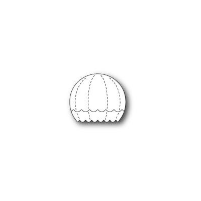 Die Memory Box - Little Hot Air Balloon Stripes