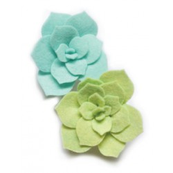 Die Memory Box - Plush Narrow Succulent