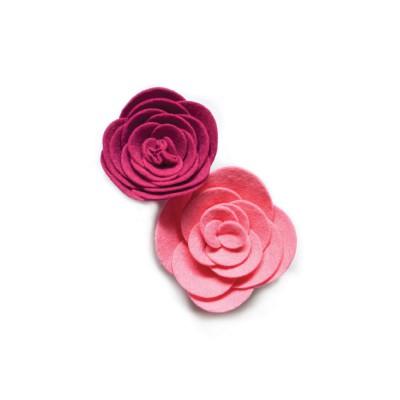 Die Memory Box - Plush Ranunculus