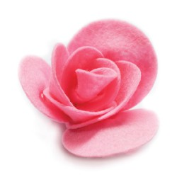 Die Memory Box - Plush Classic Rose