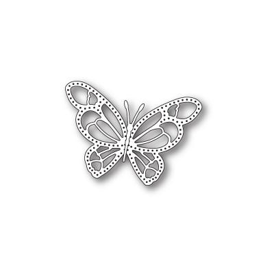 Die Poppystamps - Daphne Butterfly