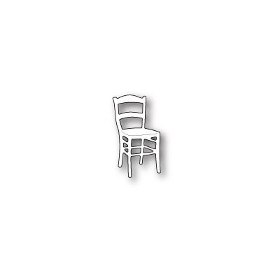 Die Poppystamps - Kitchen Chair