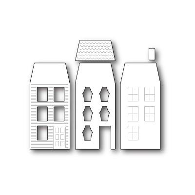 Die Poppystamps - Ardmore House