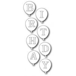 Die Poppystamps - Birthday Balloons