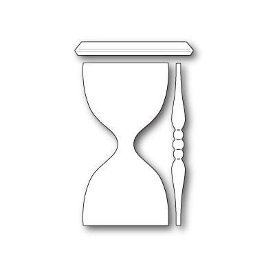 Die Poppystamps - Grand Hour Glass