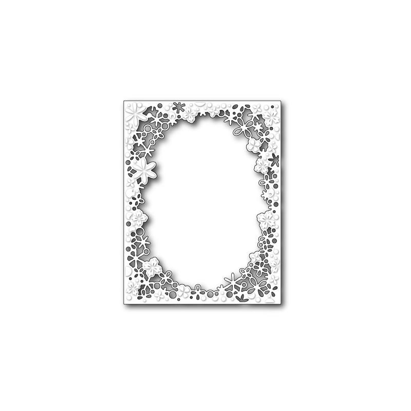 Die Memory Box - Delicate Flower Frame