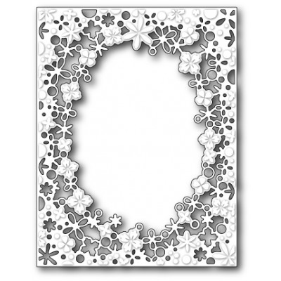 Die Memory Box - Blooming Flower Frame