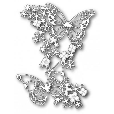 Die Memory Box - Dizzy Butterflies