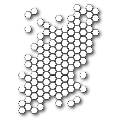 Die Memory Box - Honeycomb Collage