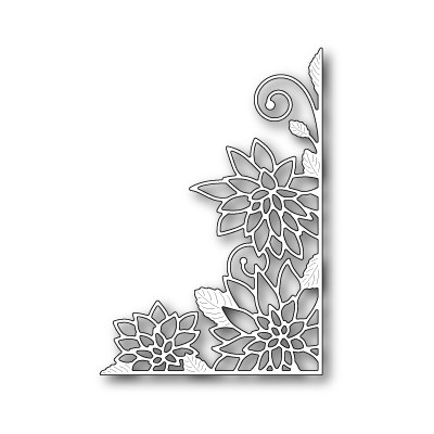 Die Memory Box - Chrysanthemum Corner