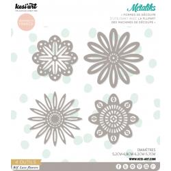 Dies MetaliKs - Lace Flowers