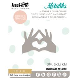 Dies MetaliKs - Coeur Avec les Doigts