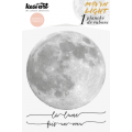 Rub-ons Kesi'Art - La Lune